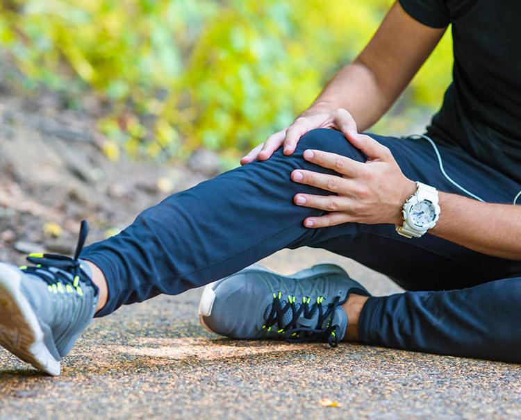 Schmerzen im Knie: Ursachen erkennen