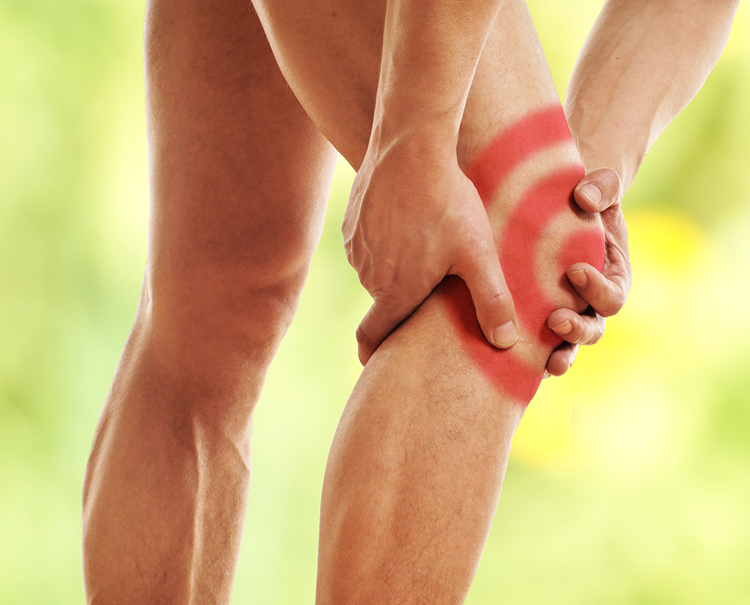 Schmerzen im Knie: Überbelastung oder Warnzeichen?